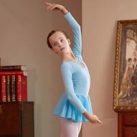 儿童舞蹈服女童 芭蕾舞裙幼儿演出服少儿练功服装