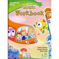 练习册 New Magic International Edition Workbook 3B