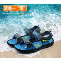 七波辉凉鞋 春夏季新款儿童凉鞋男童沙滩鞋休闲款 小童中童大童