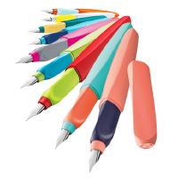 pelikan百利金钢笔P457学生练字书写用钢笔办公用百利金撞色钢笔