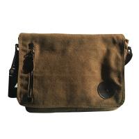 男士休闲包 单肩包斜挎包 男包包帆布商务包男式电脑包背包公文包
