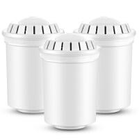 飞利浦(PHILIPS) WP3904 除水垢版 滤芯 家用净水器 净水壶滤芯(3支装) 三支装
