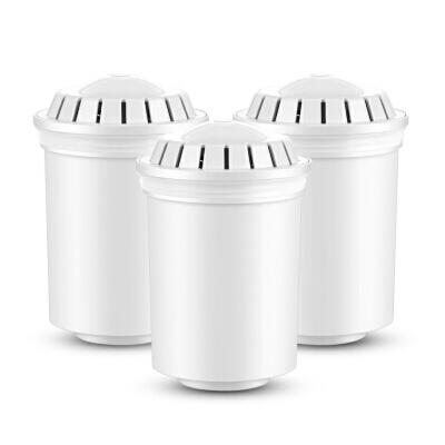 飞利浦(PHILIPS) WP3904 除水垢版 滤芯 家用净水器 净水壶滤芯(3支装) 三支装 适用于WP2801/WP2802/WP2806/WP3814/WP3875