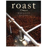 英语杂志订阅 roast Magazine 咖啡豆烘焙技术杂志 玫瑰英文 年订6期