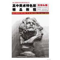 高中美术特色班精品教程:石膏头像(仅适用PC阅读)(电子书)