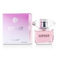 范思哲 Versace 香�偎�晶(粉�@)女士淡香水Bright Crystal EDT 90ml