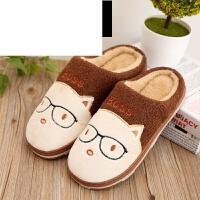 冬季新款韩版居家休闲可爱加厚室内保暖拖鞋棉拖KT012/P20