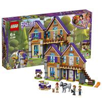 【当当自营】乐高LEGO好朋友系列 41369 米娅的林中别墅