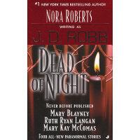 Dead of Night(ISBN=9780515143676) 英文原版