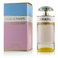 普拉达 Prada 甜蜜先锋女士香水 甜蜜糖果女士香水Candy Sugar Pop EDP 50ml