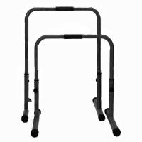 室内康复训练家用健身分体双杠单杠引体向上俯卧撑支架屈臂伸 调节2个
