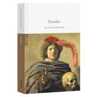 哈姆雷特Hamlet(全英文原版,世界经典英文名著文库,精装珍藏本,莎士比亚四大悲剧之首,世界文学史上的不朽名著!)【