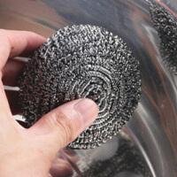 20个装厨房用品刷碗刷锅必备不锈钢丝球清洁球洗碗洗锅球