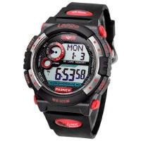 青少年手表 儿童手表电子表防水运动高中生初中学生手表男表