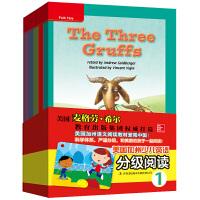 美国加州少儿英语分级阅读 培生儿童英语宝宝0-3-4-5-6岁幼儿园小学生.一年级早教自然拼读口语带音频原版书启蒙教材