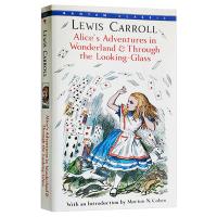 爱丽丝梦游仙境英文原版小说 爱丽丝漫游奇境记英文版正版进口英语书ALICE'S ADVENTURES In Wonde