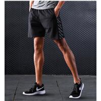 运动短裤男薄款速干休闲宽松弹力大码五分裤子跑步健身训练裤
