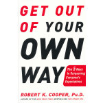 GET OUT OF YOUR OWN WAY(ISBN=9781400049660) 英文原版