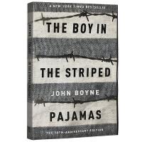 正版 英文原版进口小说 穿条纹睡衣的男孩 The Boy in the Striped Pajamas Pyjamas