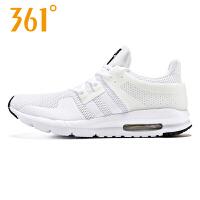 【满99减50元】361度2018年夏季新款男子跑步文化鞋