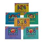 BOB Books with Flashcard Set(Vol1-6)