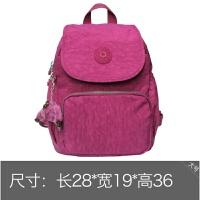 20180603002907798韩版防水尼龙女包牛津布双肩包女学院风书包背包大容量旅行包大包