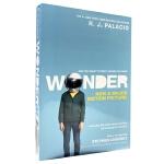 现货英文原版Wonder Movie Tie-In Edition奇迹男孩 R.J. Palacio 电影封面版 茱莉