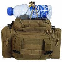 多功能户外单肩斜跨背包防水战术单反摄影包相机包迷彩收纳包男