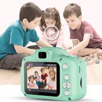 贝贝鸭儿童小孩相机玩具 生日礼物迷你数码可拍照录像800万像素