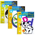 Kindergarten Alphabet/Letters and Sounds/Number 兰登美国幼儿园字母+发