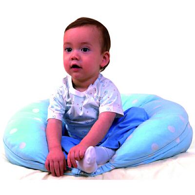 贝亲(Pigeon)多功能授乳枕 孕妇枕宝宝枕舒适辅助躺卧枕 U型哺乳枕头 喂奶哺乳垫 全场特惠