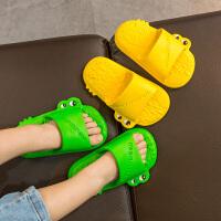 儿童拖鞋夏男童宝宝凉拖鞋幼儿小孩幼童家居防滑软底小童室内家用