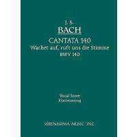 【预订】Cantata No. 140: Wachet Auf, Ruft Uns Die Stimme, Bwv 1