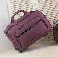 轻便拉杆箱包牛津布行李箱大容量防水旅行箱18寸22寸密码箱