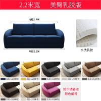 北欧沙发床可折叠客厅小户型双人两用简约现代多功能储物可变床 1.8米-2米