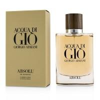 阿玛尼 Giorgio Armani 寄情水精纯男士香水Acqua Di Gio Absolu EDP 75ml