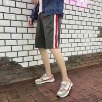 201805291701081922018新款男士休闲短裤夏季五分裤 男装休闲裤 裤子简约风修身马裤