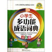 小学生多功能成语词典(插图版) 于明善