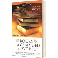 改变世界的书英文原版Books that Changed the World伊利亚特 公民不服从 资本论 寂静的春天经