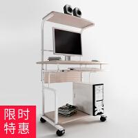 20190709000901279迷你电脑桌简约现代书桌 经济型小台式省空间卧室可移动桌子家用