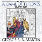 【预订】The Official A Game of Thrones Coloring Book An Adult C