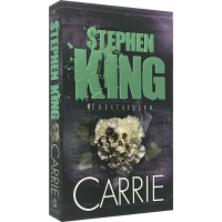 正版现货 魔女嘉莉卡丽 英文原版 Carrie 斯蒂芬金成名作 全英文版进口英语书籍小说