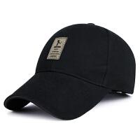 帽子男韩版潮时尚太阳帽户外春秋四季运动棒球帽男士鸭舌帽遮阳帽