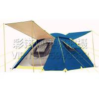 全自动帐篷 天幕家庭折叠速开野营野外露营用品 登山自驾游旅行帐篷