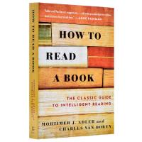 【中商原版】英文原版 How to Read a Book 如何阅读一本书 阅读方法 阅读技巧 阅读指南 经管类书籍 自我提升
