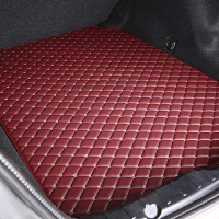 汽车后备箱垫宝马5系525li320li奔驰c200le300l奥迪a4lq5a6尾箱垫
