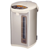 ZOJIRUSHI/象印 CD-WBH40C/WDH40C 正品家用保温电热水瓶不锈钢电热水壶4L
