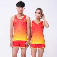 新款田径服套装男女中学生田径训练比赛服跑步服套装马拉松 28