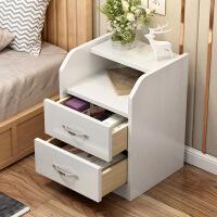 收纳柜宜家家居纯实木小柜子储物柜子北欧简约现代床头柜旗舰