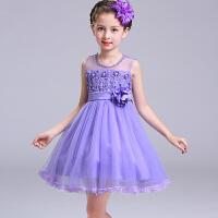 六一儿童演出服女童公主裙舞蹈服蓬蓬纱 裙幼儿园男童背带裤表演